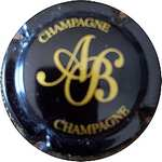 Capsule CHAMPAGNE AB PIERRY CHOUILLY A. BAGNOST 1837