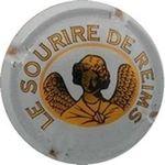 Capsule LE SOURIRE DE REIMS ABELE Henri 81
