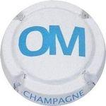 Capsule OM CHAMPAGNE ADAM-GARNOTEL 1629