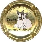 Capsule CHAMPAGNE Cuvée HELGUS & PRINCE ALBERT 83