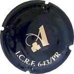 Capsule I.C.R.F. 643/PR A CANTINE AMADEI 1051