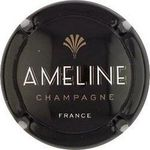 Capsule AMELINE CHAMPAGNE FRANCE CHILLI WINE SOLUTIONS 1656