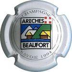Capsule CHAMPAGNE ARECHES BEAUFORT SAVOIE 1994 Inconnue373 (Recherche origine de la capsule) 1720