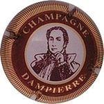 Capsule CHAMPAGNE DAMPIERE AUDOIN DE DAMPIERRE 96
