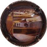 Capsule CREMANT DE BOURGOGNE AOC CAVES BAILLY-LAPIERRE 1374