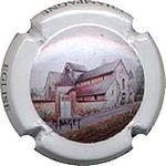 Capsule CHAMPAGNE EGILSE St HUBERT MANCY M. PAGET BAUGET-JOUETTE 839