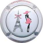 Capsule CHAMPAGNE Belle de Paris GREMILLET Jean-Michel 1836