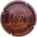 Capsule CHAMPAGNE BAGNEUX-LA-FOSSE PMB BERTRAND Paul-Marie 128