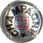 Capsule CHAMPAGNE delicatessa GLOBUS BILLECART-SALMON 109