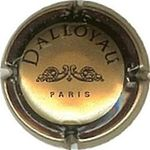 Capsule DALLOYAU PARIS BILLECART-SALMON 1344