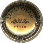Capsule DALLOYAU PARIS BILLECART-SALMON 1344