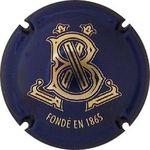 Capsule LLB FONDE EN 1865 LEONCE BOCQUET 1631