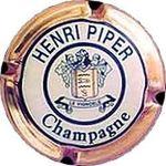 Capsule HENRI PIPER Champagne Le Vignoble BODEGA EXTREME 1223