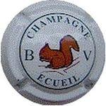 Capsule CHAMPAGNE BV ECUEIL BONET-VARRY 132