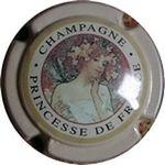 Capsule CHAMPAGNE PRINCESSE DE FRANCE BONNET 111