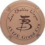 Capsule Les Belles Voyes AVIZE GRAND CRU FB BONVILLE Franck 885