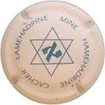 Capsule Mine Hamehadrine Cacher Lamehadrine BOURGEOIS 115