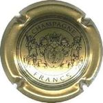 Capsule CHAMPAGNE FRANCE BRICOUT 887