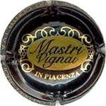 Capsule Mastri Vignai IN PIACENZA ICAS CONTR. I.V.A. A/2 ICRF 1490/PC CANTINE QUATTRO VALLI 1118