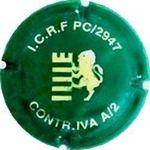 Capsule I.C.R.F. PC/2947 CONTR. IVA A/2 ICAS CASA BELLA - VITICOLTORI ARQUATESI 1072