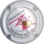 Capsule CHAMPAGNE AN2000 31 JUILLET 1999 CATHERINE RAPHAEL DELOUVIN-MOREAU 823
