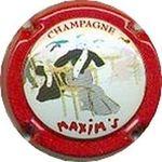 Capsule CHAMPAGNE MAXIM'S CATTIER - MAXIM'S 889