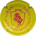 Capsule SOCIETA PRINCIPATO DE FRANCIA CORTA UMBERTO CAVICCHIOLI & FIGLI 1076