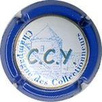 Capsule Champagne des Collectionneurs C.C.Y ARTHUR-XAVIER Fabrice et Robert 1564