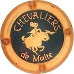 Capsule CHEVALIERS de Malte C.G.V.M. 1318