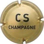 Capsule CS CHAMPAGNE COMTE DE SENNEVAL - CHANOINE 1617