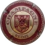 Capsule CHAMPAGNE REIMS CHANOINE 144