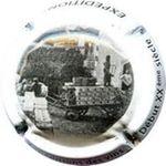 Capsule EXPEDITION CHAMPAGNE Expéditions des vins Début XX ème siècle CO.GE.VI 1597