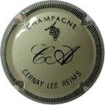 Capsule CHAMPAGNE CA CERNAY LES REIMS COLLET-AUGE 164