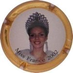 Capsule Miss France 2002 COLLET Raoul 163