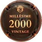 Capsule MILLESIME 2000 VINTAGE COLLET 1477