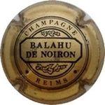Capsule BALAHU DE NOIRON CHAMPAGNE REIMS COMTE DE NOIRON 166
