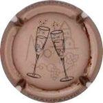 Capsule CHAMPAGNE COOPERATIVE DE BERRU 1633