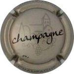 Capsule CHAMPAGNE COOPERATIVE DE BERRU 1635