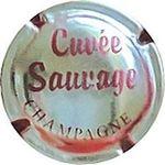 Capsule Cuvée Sauvage CHAMPAGNE Inconnue314 1537