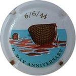 Capsule 6/6/44 D. DAY ANNIVERSARY DAVID-BARNIER 103