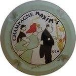 Capsule CHAMPAGNE MAXIM'S DE CASTELLANE - MAXIM'S 177
