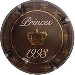 Capsule PRINCES 1993 DE VENOGE 200