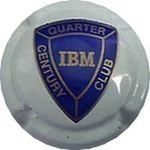 Capsule QUARTER CENTURY CLUB IBM DE CASTELLANE 920