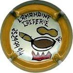 Capsule L'AMANDINE CREPERIE 25 29 99 94 RD DEFRANCE Jacques 854