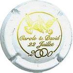 Capsule Carole et David 22 Juillet 2000 DELOUVIN-BAGNOST 822