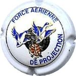 Capsule FORCE AERIENNE DE PROJECTION DELOUVIN-MOREAU 676