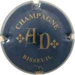 Capsule CHAMPAGNE AD BISSEUL DEMILLY Albert 196