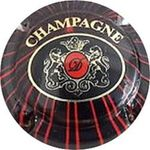 Capsule CHAMPAGNE D DERICBOURG 1673