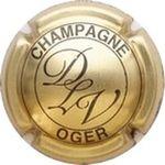 Capsule CHAMPAGNE DLV OGER DESCOTES-LEMAIRE-VASSOGNE 198