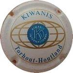 Capsule KIWANIS INTERNATIONAL Torhout Houtland K DEVILLE Jean-Paul 319